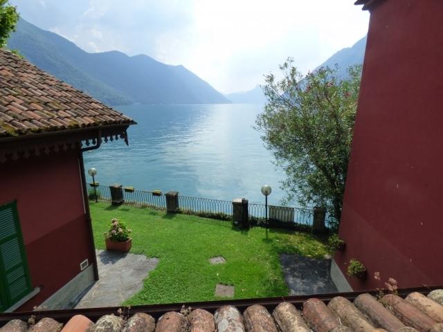 Villa Fronte Lago - San Mamete (16)-1