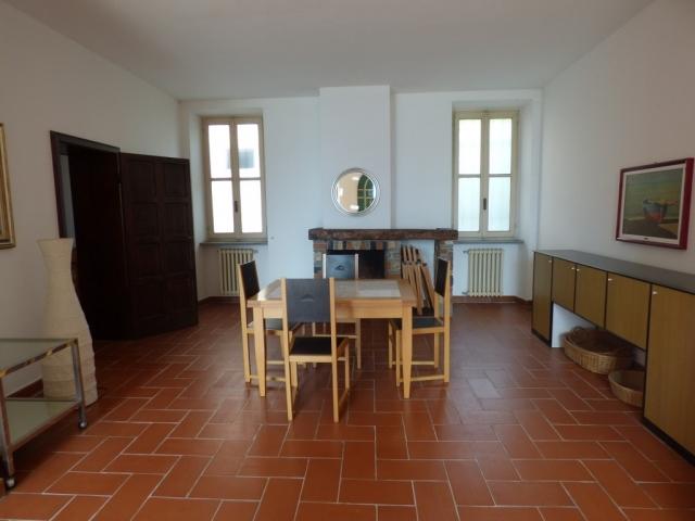 Villa Fronte Lago - San Mamete (5)