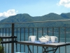 stunning lake views from balcony