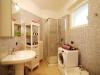 light-filled bathroom