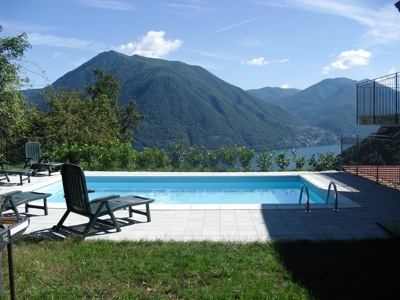 Villa Rosa, near Argegno