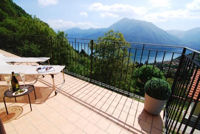 Montagna del Sole, near Argegno, 4 bedroom