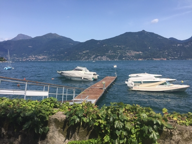 boat mooring & pontoon