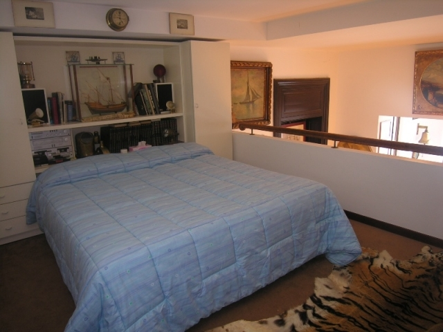 villa Gaeta bedroom