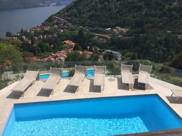 pool area viewed from 1st floor terrace