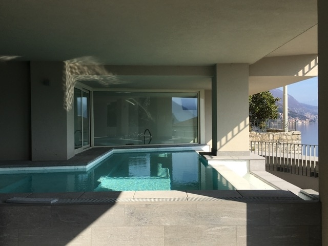 the stunning communal pool