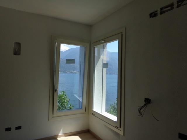 huge windows with stunning views