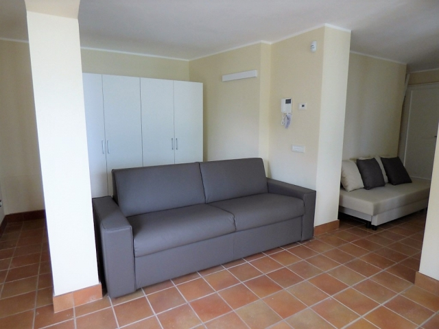 separate apartment