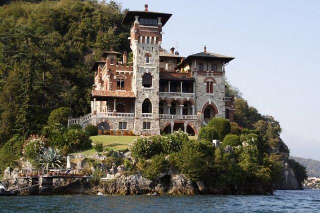 Lago Como San Siro Appartamento direttamente a lago. Rif MA021 (2) - Copia