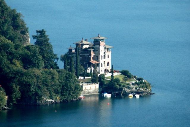 Lago Como San Siro Appartamento direttamente a lago. Rif MA021 (25)