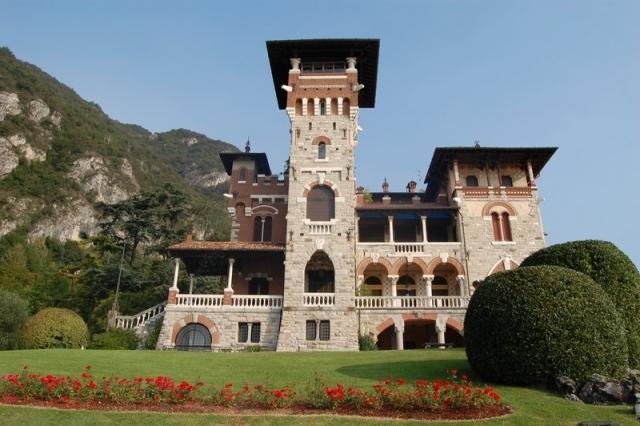 Lago Como San Siro Appartamento direttamente a lago. Rif MA021 (10)