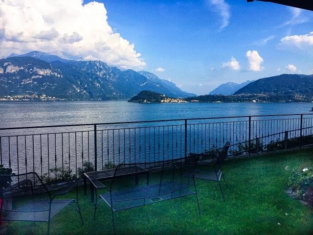 stunning views of Bellagio