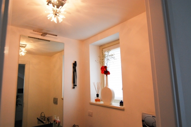 ground floor cloakroom