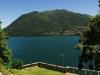 lakeside swimming area