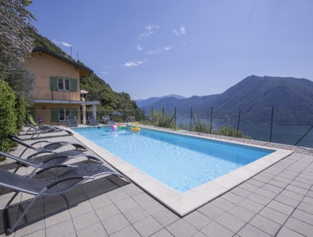 Stunning 10m pool shared between only 4 units