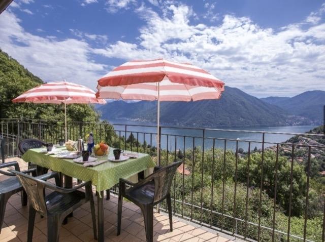 panoramic & spacious wrap-around balcony