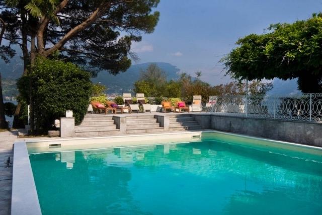 Villa Oliveto Lario Lago Como Rif.LC149.49