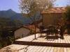 sun deck & dining deck