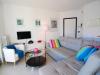 spacious open plan living area