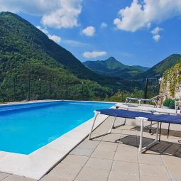 Montagne del Sole, near Argegno, 2 bedroom